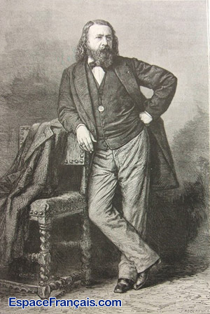 Theophile Gautier poésie